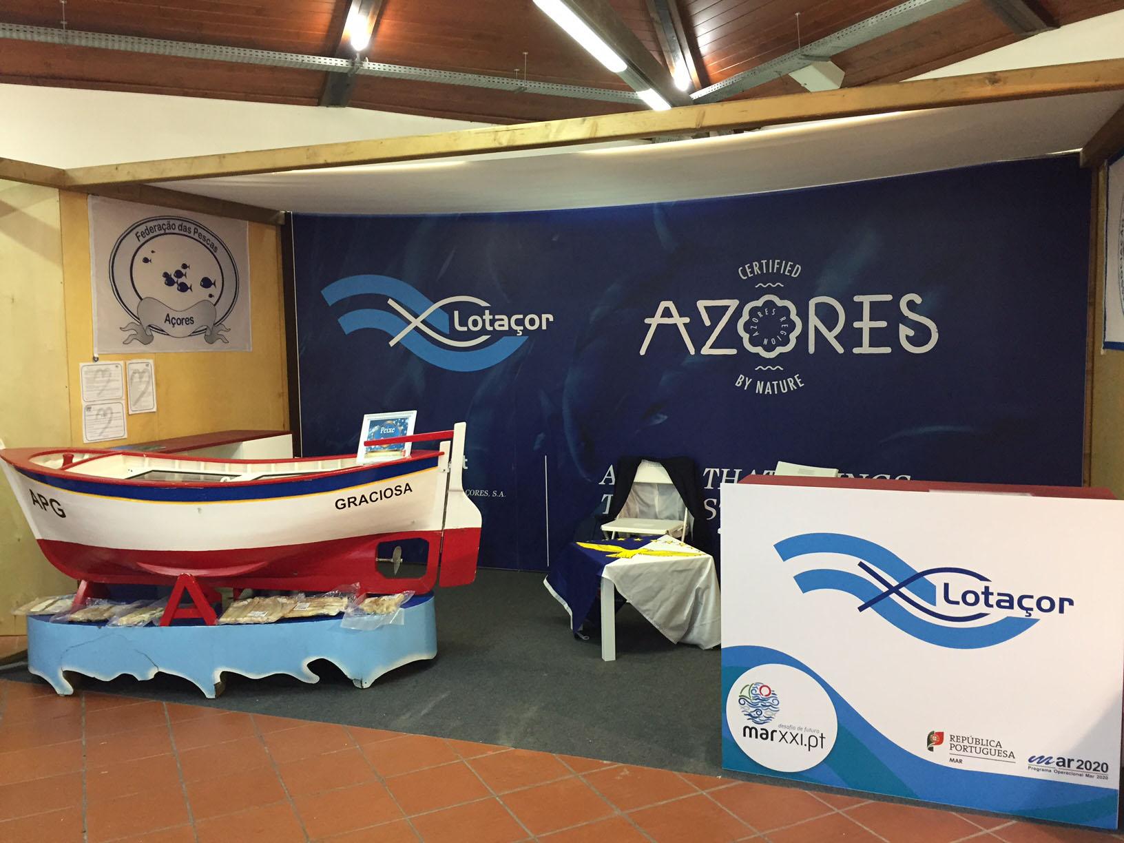 Peixe dos Açores no Festival Nacional de Gastronomia de Santarém