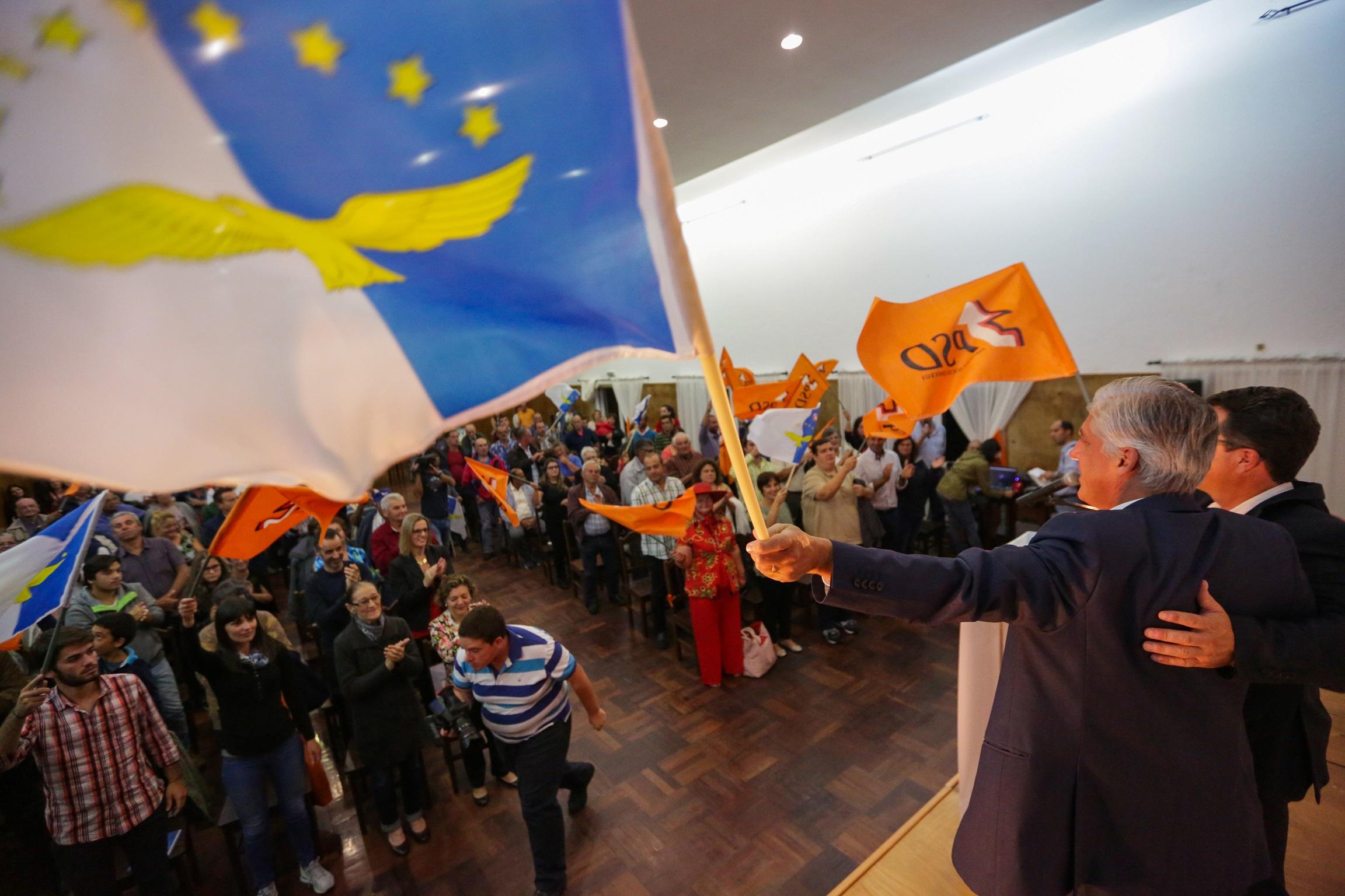 Duarte Freitas considera inadmissível a imposição de cortes vinda de Bruxelas