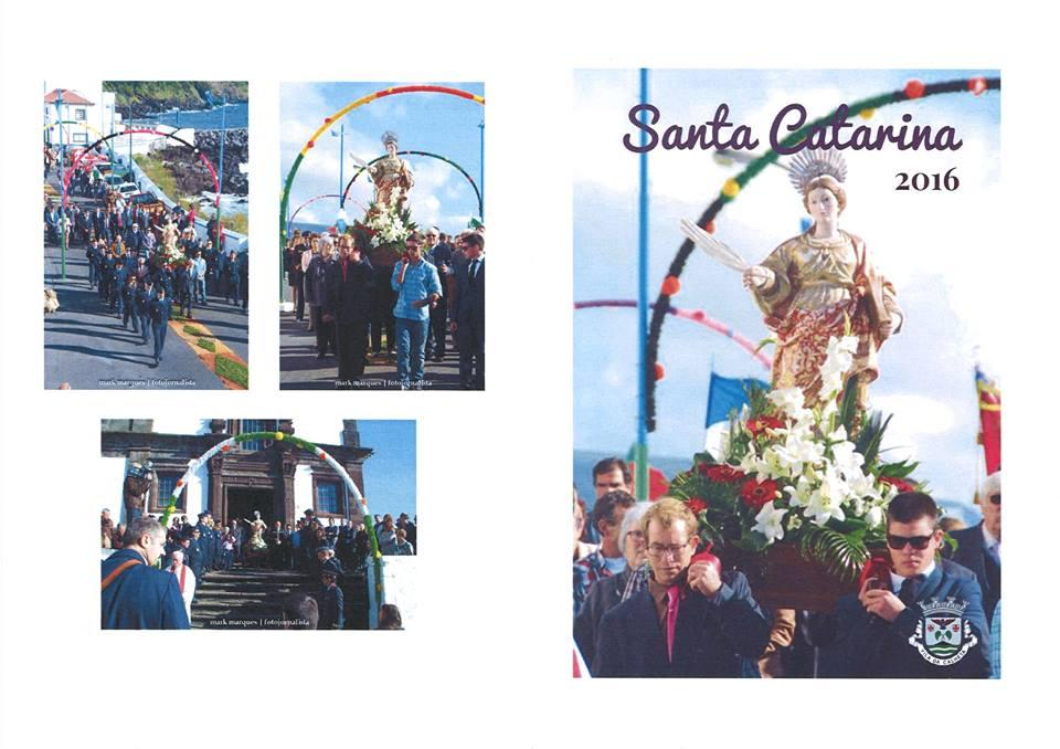 Calheta celebra dia de Santa Catarina, Padroeira do Concelho (c/áudio)