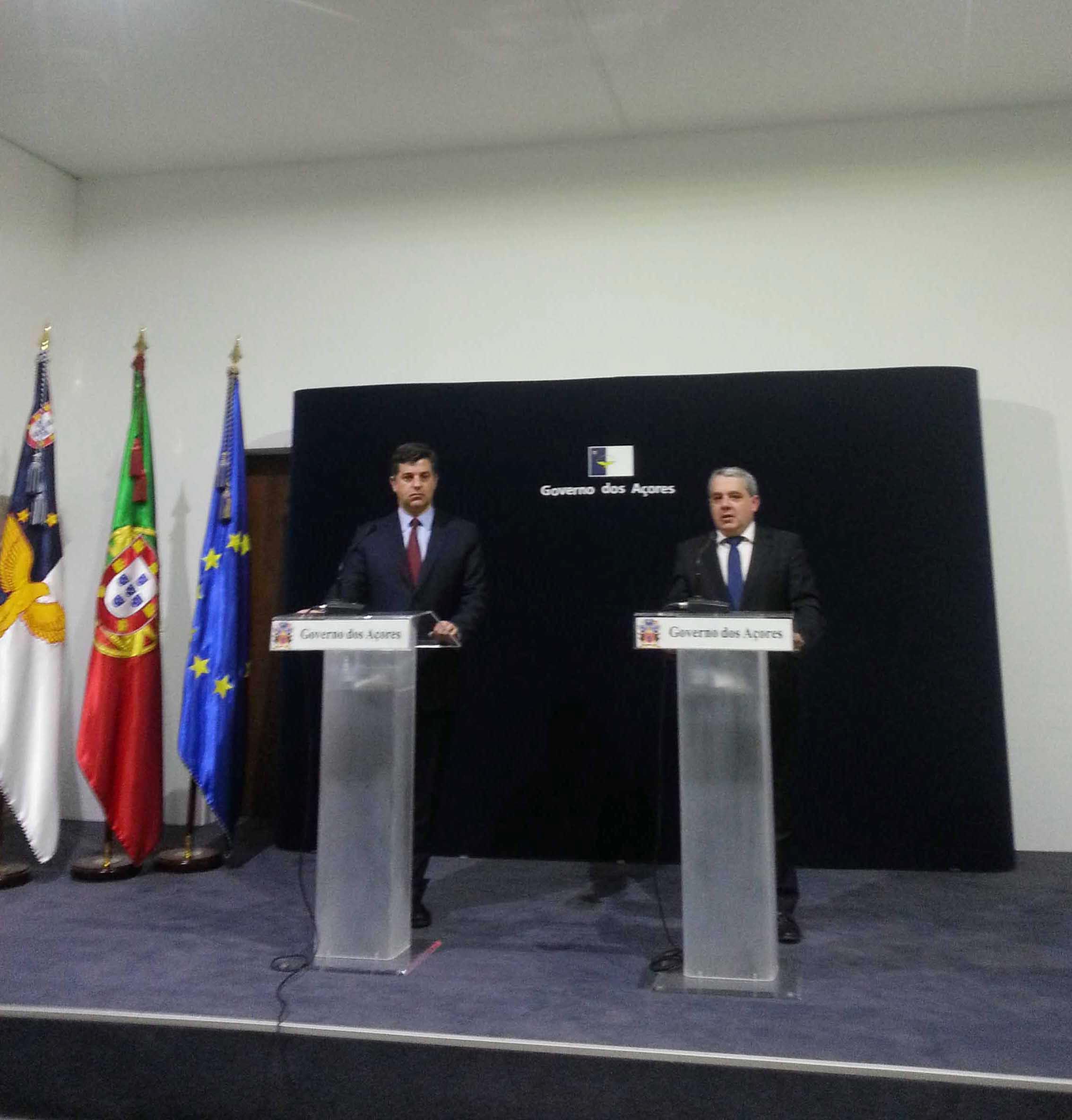 Governos dos Açores e da República alargam e reforçam mecanismos de cooperação na incubação de empresas, turismo e património
