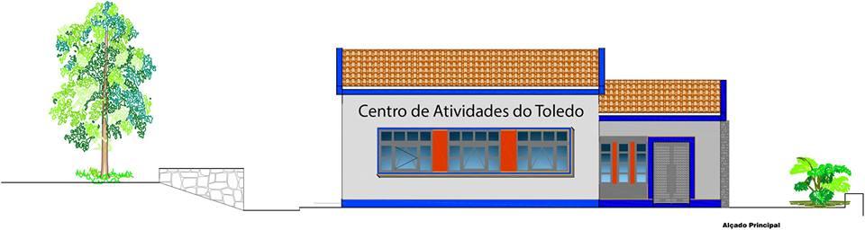 Município das Velas consigna obra de reabilitação da Escola do Toledo para Centro de Atividades