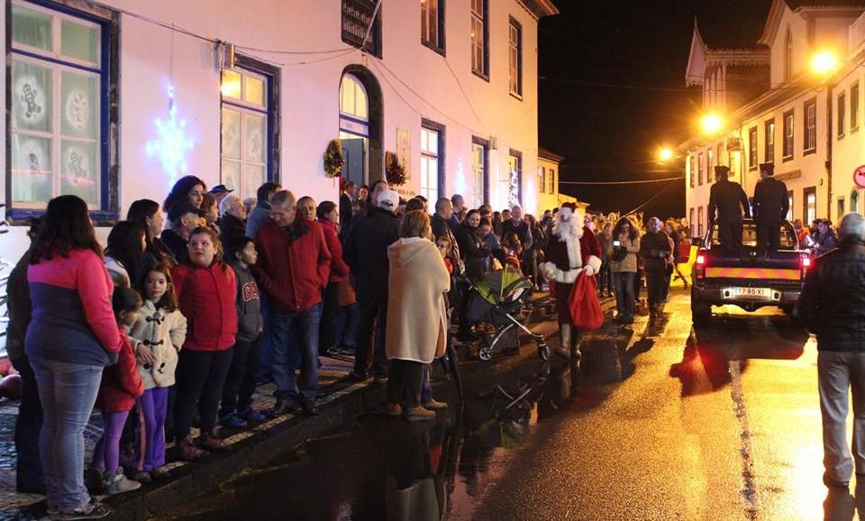 """""""Natal na Vila da Calheta"""" pretendeu dinamizar a Vila e promover o comércio local – Município deu, assim, as boas vidas à época natalícia (c/áudio)"""
