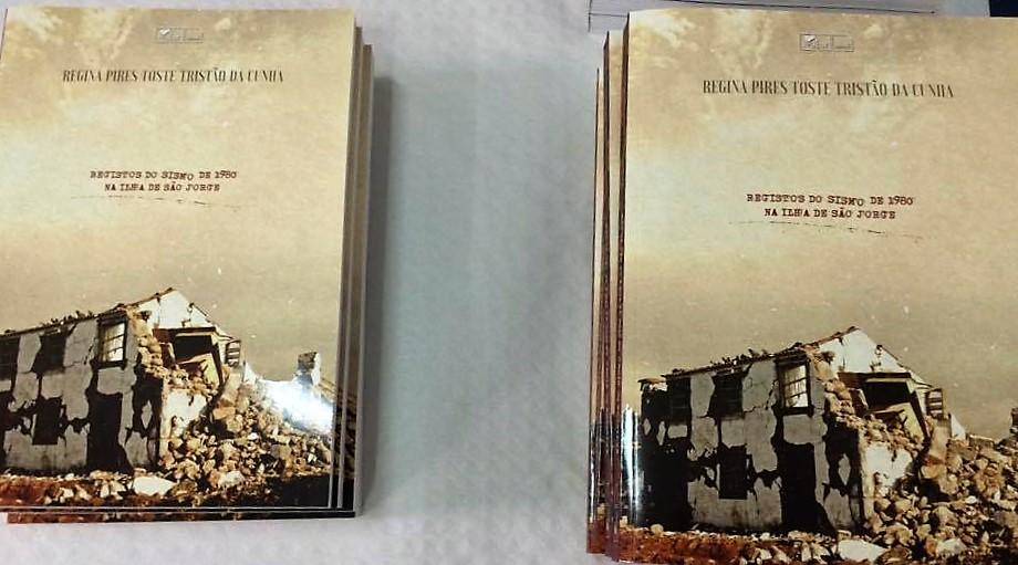 """""""Registos do Sismo de 1980 na ilha de São Jorge"""", de Regina Tristão da Cunha, retrata tragédia com testemunhos na primeira pessoa (c/áudio)"""