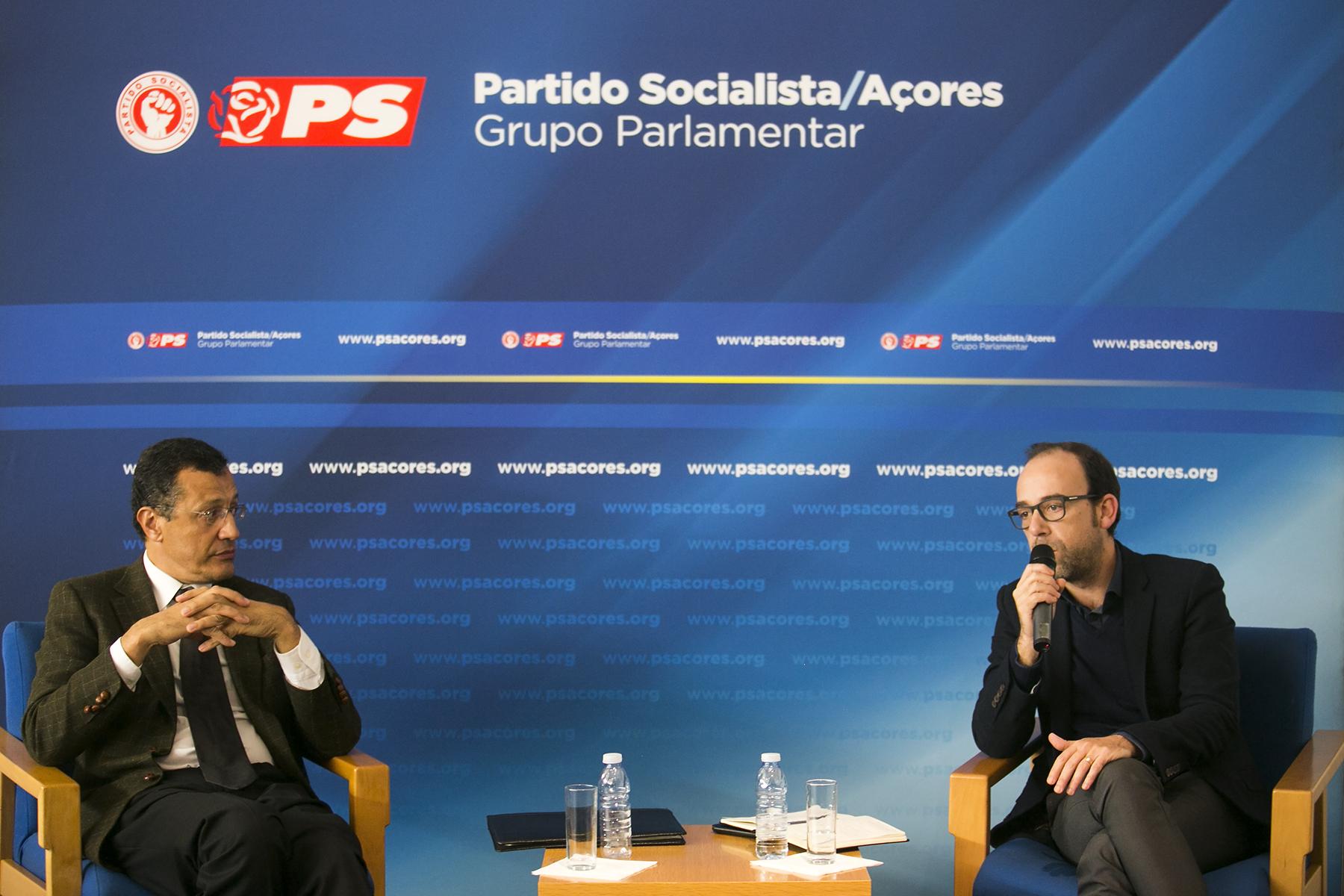 Grupo Parlamentar do PS chama sociedade civil para combater a abstenção eleitoral nos Açores