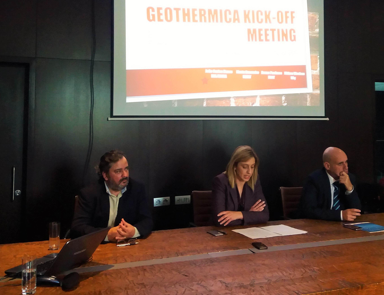 Aposta na energia geotérmica é uma forma de valorizar o potencial endógeno dos Açores, afirma Marta Guerreiro