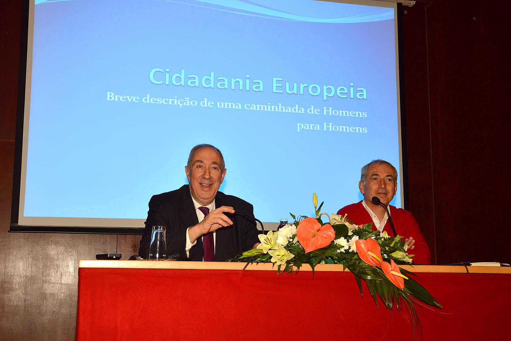 Jovens Açorianos devem exercer ativamente a cidadania europeia, afirma Rui Bettencourt