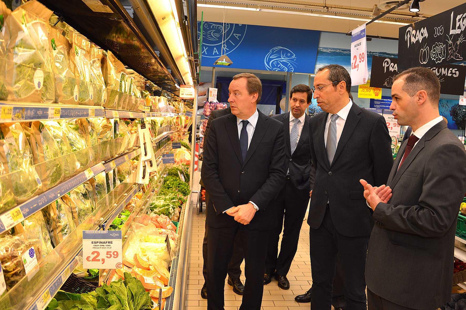 Cooperação entre produção e distribuição é essencial para a diversificação agrícola, afirma João Ponte