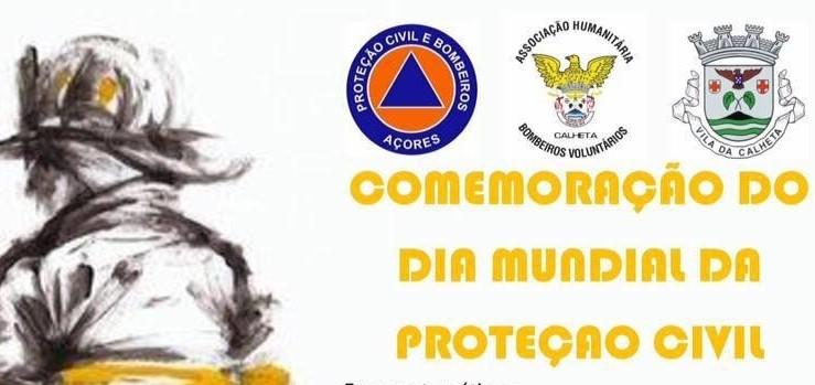 Bombeiros Voluntários da Calheta comemoram Dia Mundial da proteção Civil no domingo (c/áudio)