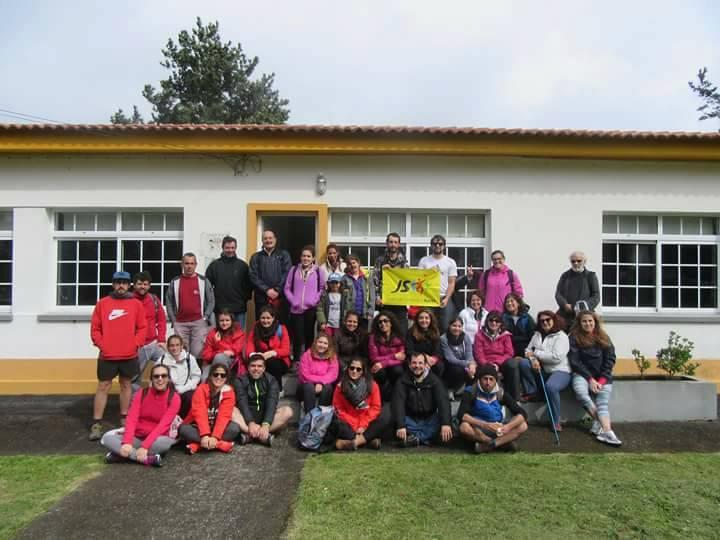 """JS Velas organizou II Caminhada pela Juventude – novo evento de cariz mais político, """"Fórum Política 101"""" já está na agenda da JS São Jorge"""