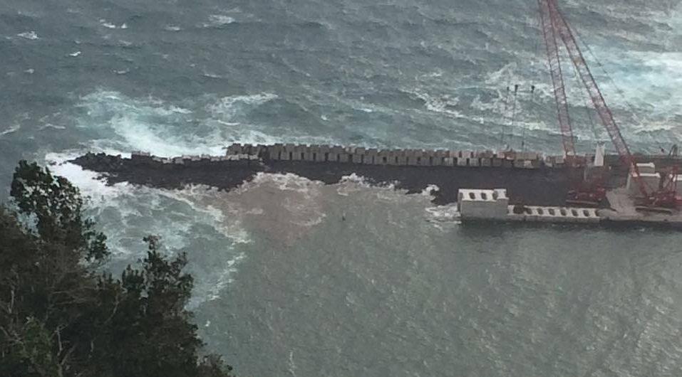 Portos dos Açores lança empreitada de aumento do Terrapleno do Porto das Velas