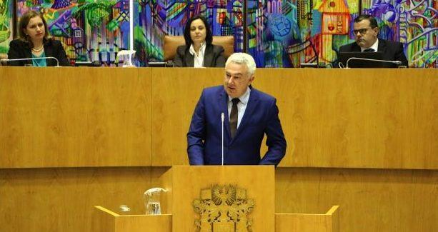 """Artur Lima cita Sampaio para lembrar ao PS/Açores que """"há mais vida para além do Orçamento"""""""
