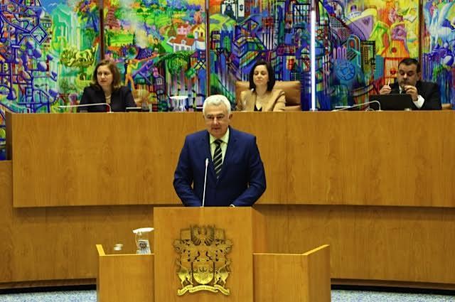 """Artur Lima está aberto ao diálogo para melhorar documentos """"sem ideias"""" e """"sem rumo"""" para o desenvolvimento"""