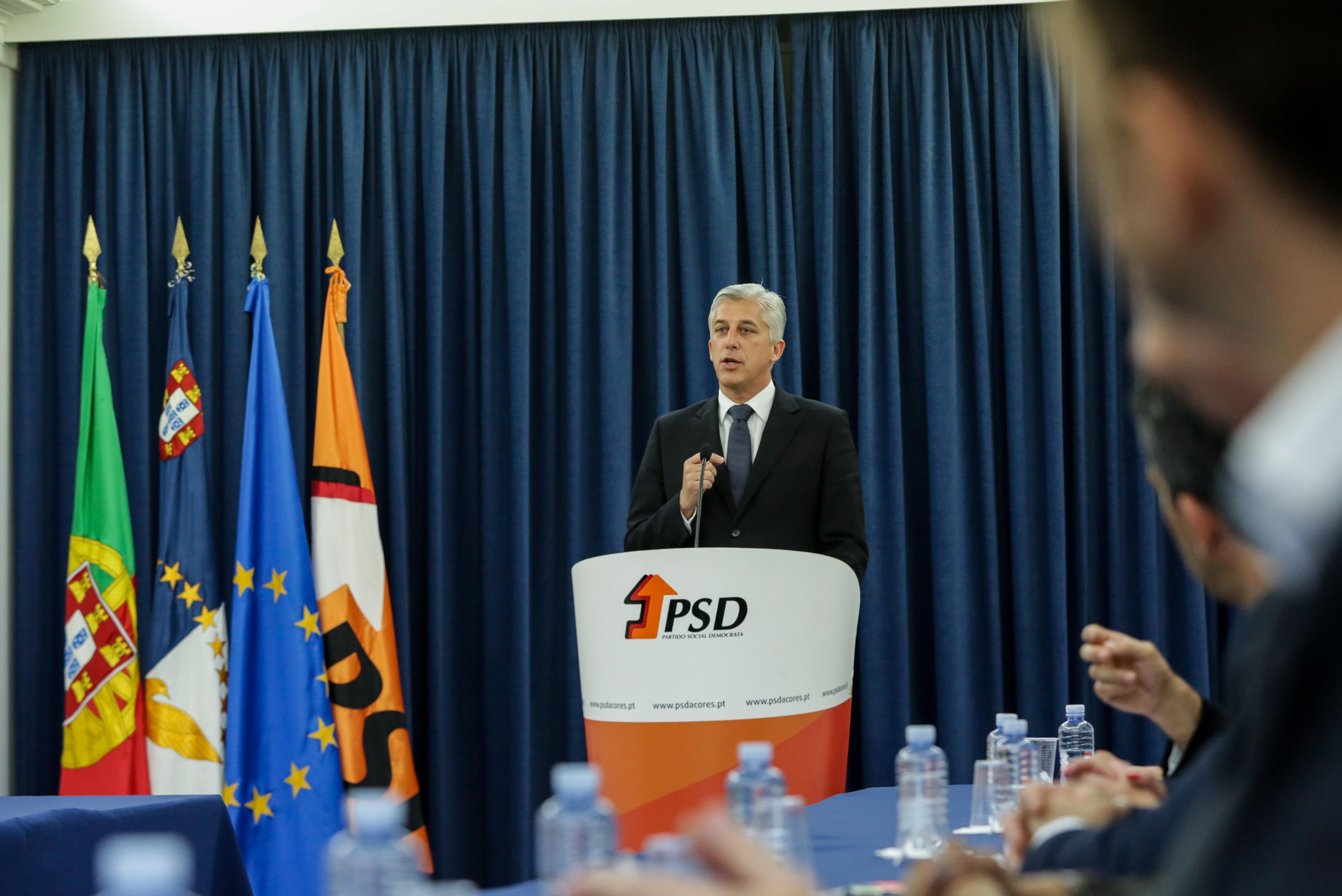 PSD Açores vai votar contra Plano e Orçamento por considerar que não responde aos desafios do futuro