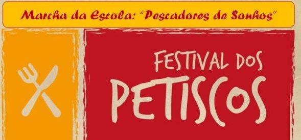 "EBS das Velas promove Festival dos Petiscos para angariar fundos para a Marcha da escola ""Pescadores de Sonhos"" (c/áudio)"