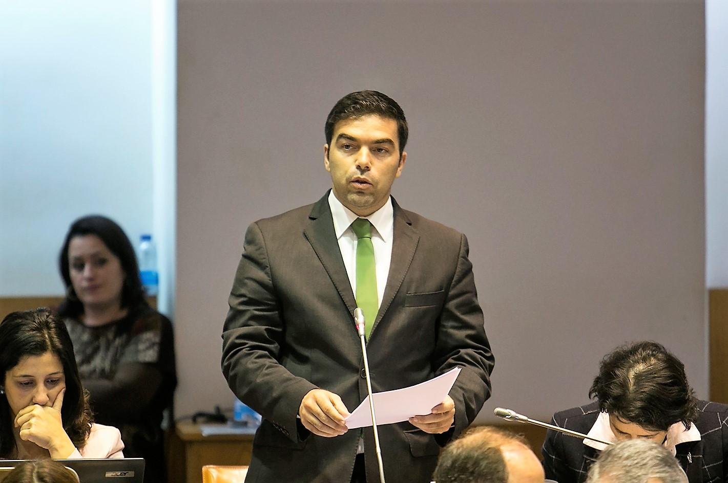 """""""Plano para 2019 é mais um bom contributo para o desenvolvimento de São Jorge"""", afirma André Rodrigues (c/áudio)"""