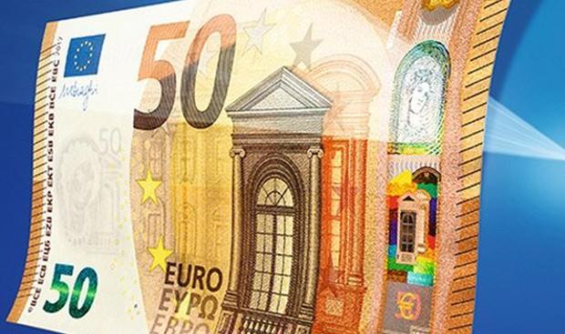 PSP alerta para cuidados a ter com nova nota de 50 Euros