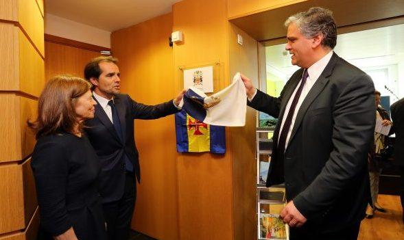 Vasco Cordeiro destaca importância do Gabinete de Representação em Bruxelas para a defesa dos interesses dos Açores
