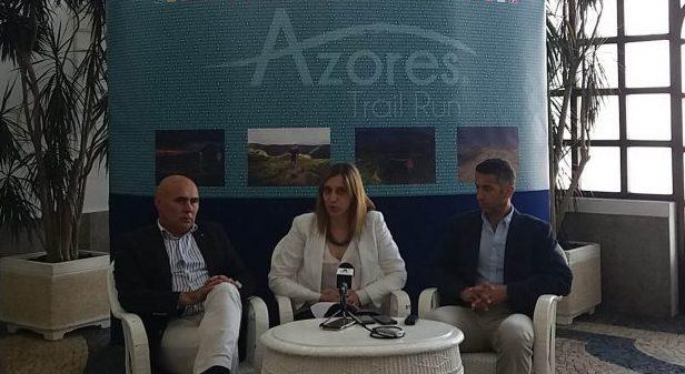 Marta Guerreiro destaca importância do Azores Trail Run para afirmação como destino de turismo de natureza ativo