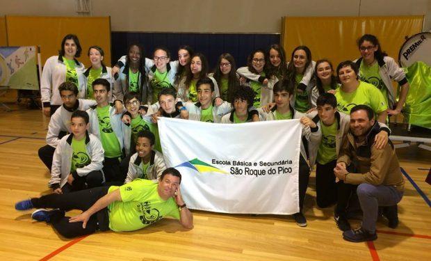 EBS de São Roque do Pico vence Jogos Desportivos da Fase Zonal B que se realizaram nas Velas – Diretor Regional da Juventude incentiva jovens à prática de desporto (c/áudio)