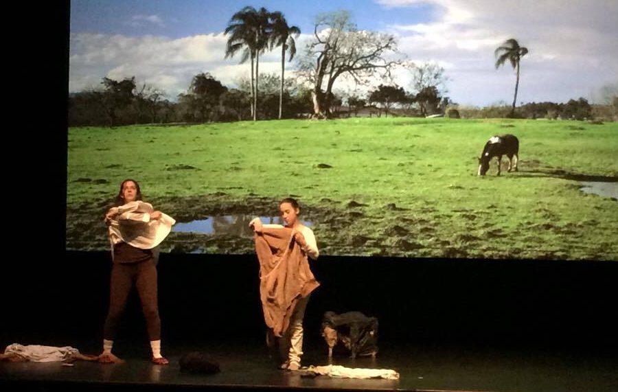 Auditório Municipal das Velas acolheu, com muitas gargalhadas à mistura, espetáculo de Curtas de Comédia (c/áudio)