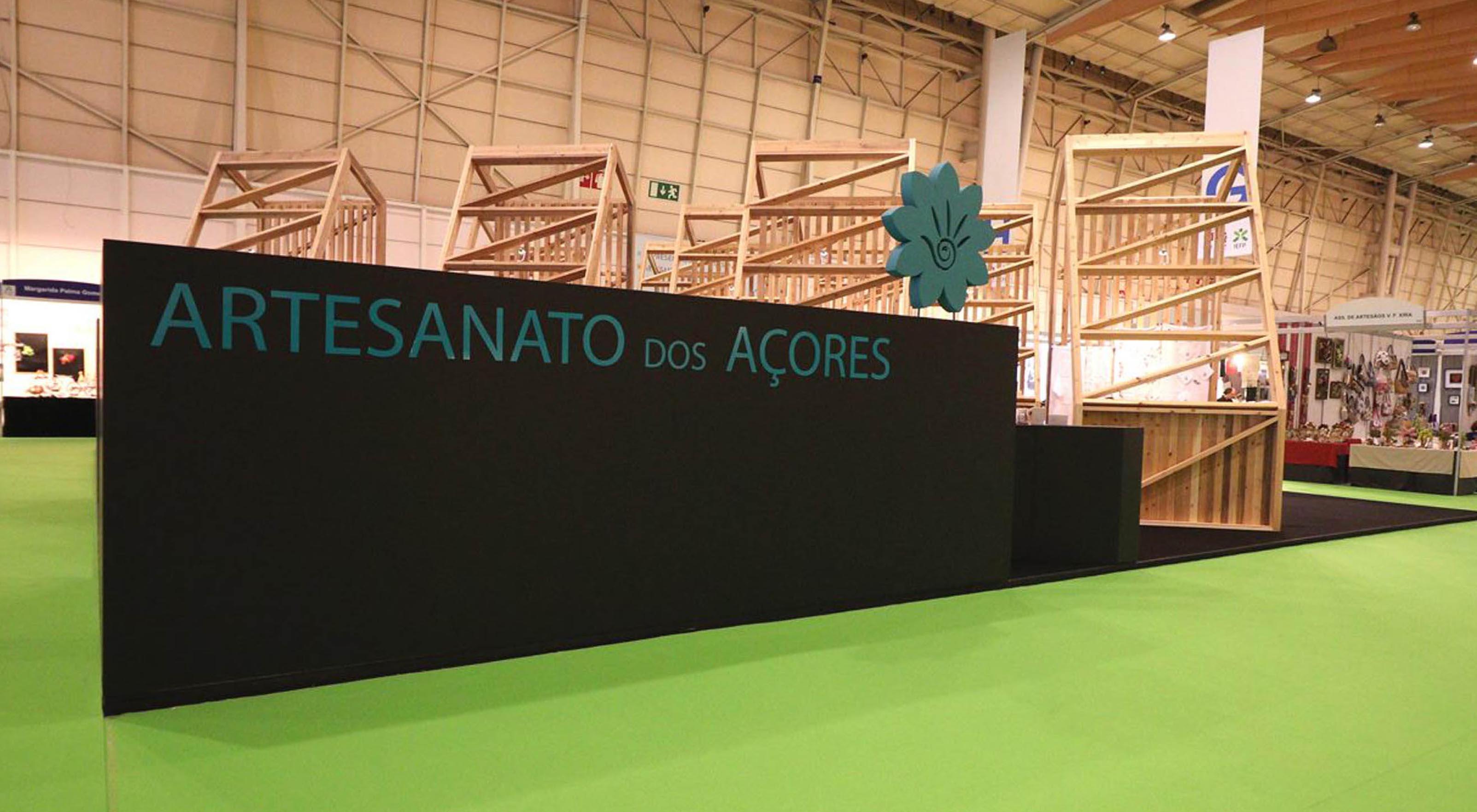 Artesanato dos Açores com stand próprio na Feira Internacional de Lisboa