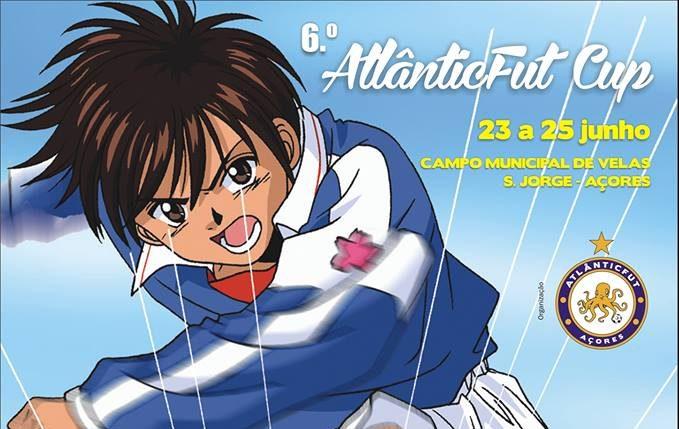 VI AtlânticFut Cup decorre de 23 a 25 de junho em São Jorge (c/áudio)
