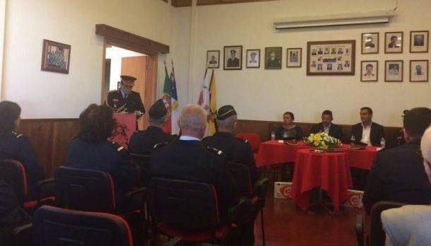 Bombeiros Voluntários das Velas têm novo 2ºComandante e Adjunto de Comando – Luís Armindo Viegas e Emanuel Monteiro foram empossados esta quinta-feira (c/áudio)