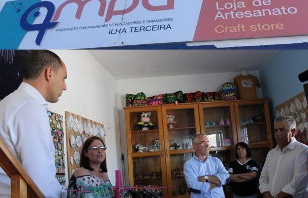 """""""Espírito de iniciativa dos pescadores Açorianos deve ser valorizado"""", defende Mário Tomé"""