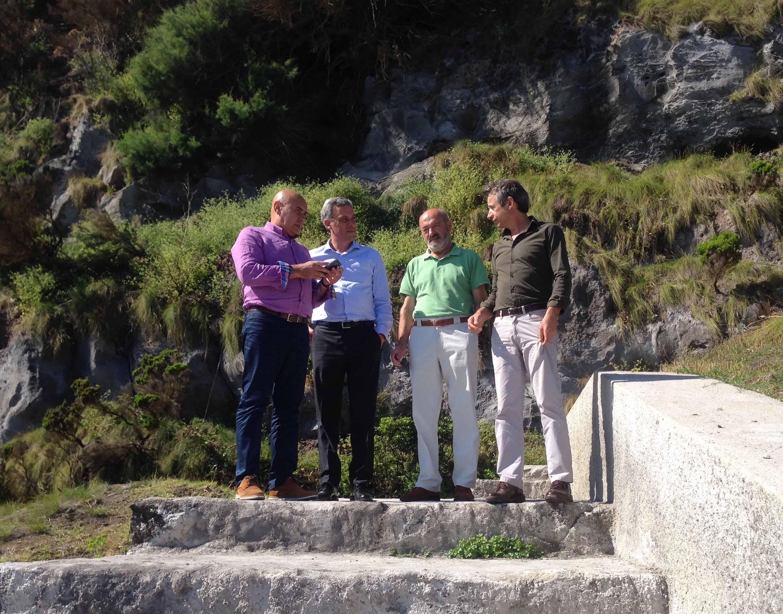 Governo dos Açores investe na requalificação de zonas costeiras em várias ilhas do arquipélago