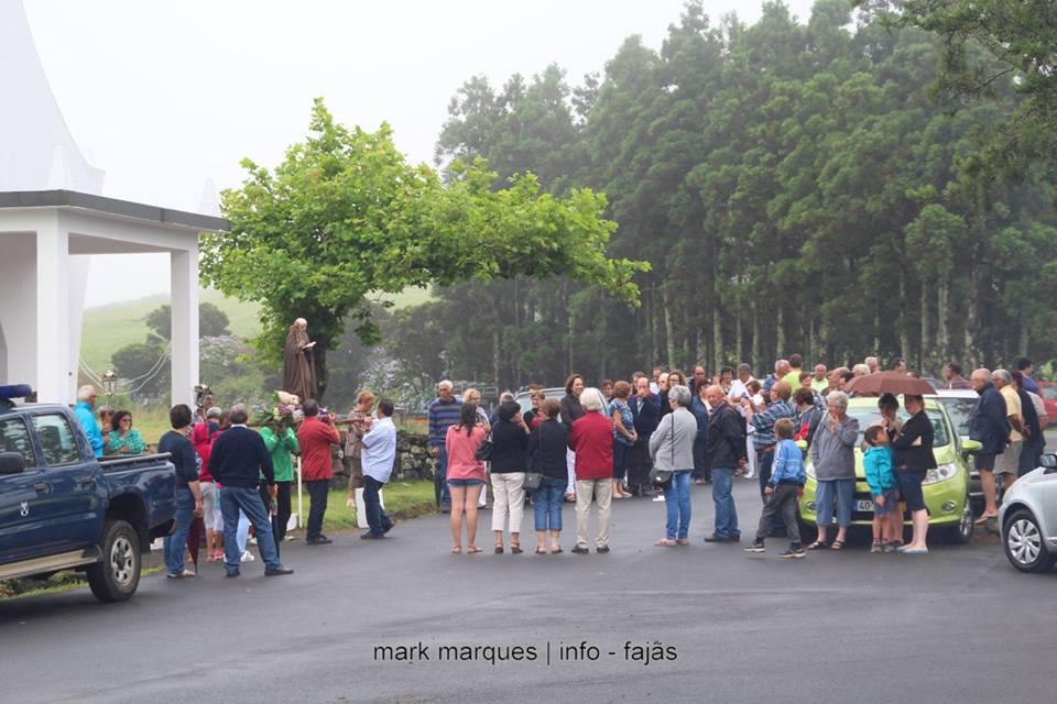Junta de Freguesia das Velas inaugura Parque de Merendas no Terreiro da Macela (c/áudio)