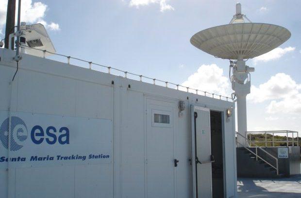 Açores alargam serviços aeroespaciais com chegada de mais uma antena da ESA