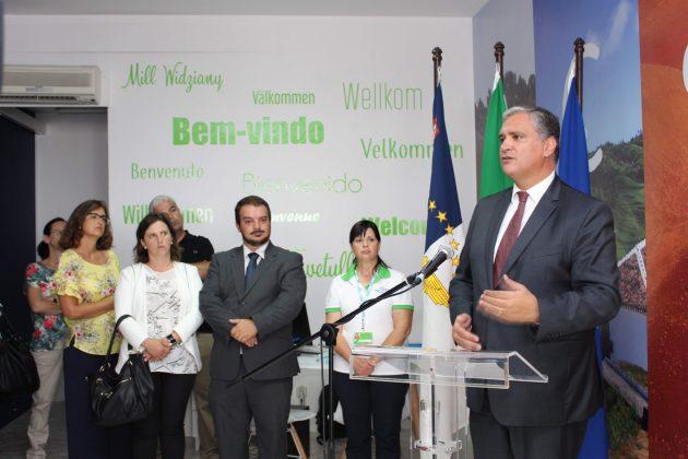 Vasco Cordeiro defende crescimento do turismo ao serviço da criação de riqueza e de emprego