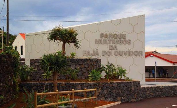 Inaugurado Parque Multiusos da Fajã do Ouvidor (c/áudio)