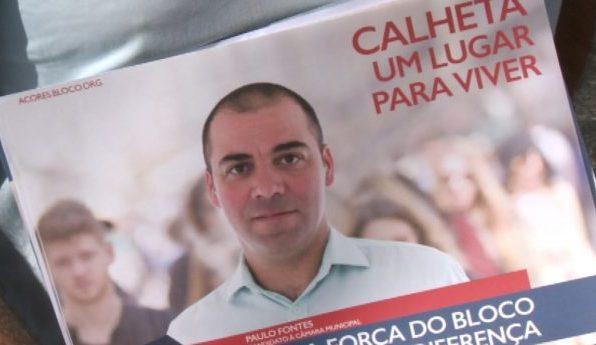 Candidato do Bloco de Esquerda à Câmara da Calheta insiste num Heliporto para o concelho – Paulo Fontes pretende ainda acabar com problemas de abastecimento de água (c/áudio)