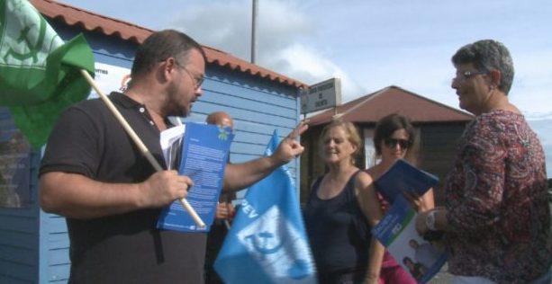 """Pedro Pessanha critica """"desorganização"""" do cais da Calheta – o candidato da CDU apresenta ideias para reabilitar aquela zona (c/áudio)"""