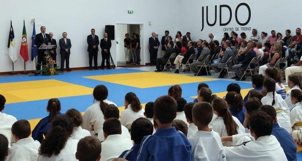Centro de Treino de Judo de São Jorge já foi inaugurado e surge como reconhecimento do trabalho do Judo Clube São Jorge (c/áudio)