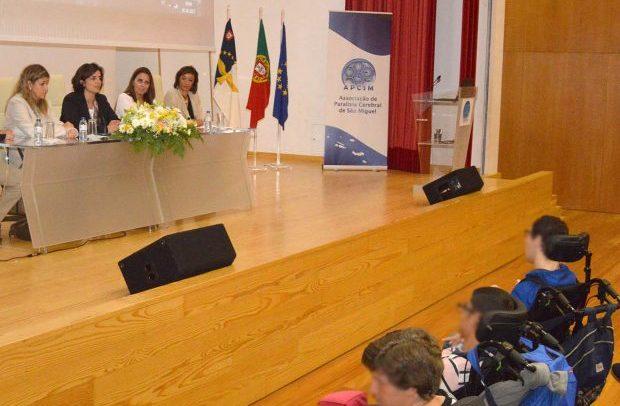 Andreia Cardoso considera fundamental sensibilizar a comunidade para os desafios da paralisia cerebral