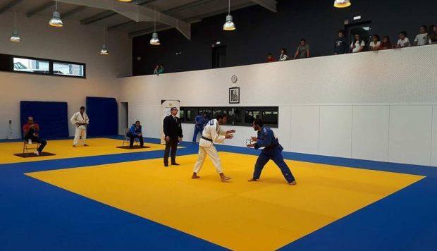 Centro de Treino de Judo de S.Jorge recebeu primeira grande competição regional – Judocas jorgenses sagram-se campeões regionais e rumam ao nacional (c/áudio)