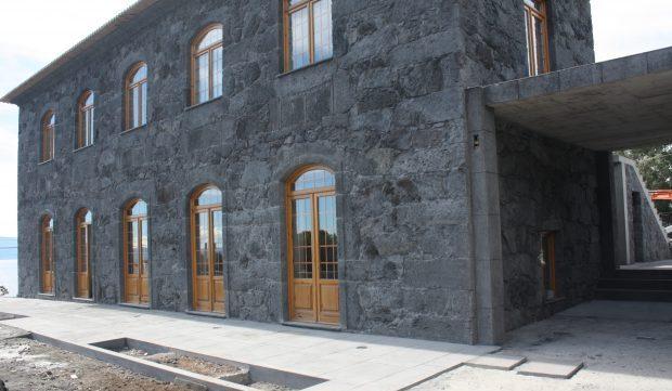"""Hotel de Turismo em Espaço Rural """"Quinta da Magnólia"""" deve entrar em funcionamento no início do próximo ano (c/áudio)"""