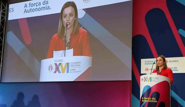 Ana Vitória Couto eleita Presidente da JS/Açores por unanimidade