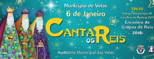 Auditório Municipal das Velas acolhe este sábado Encontro de Reis – Rádio Lumena fará transmissão em direto