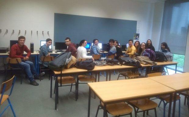 EBS das Velas participa em fevereiro na sessão do Euroscola, em Estrasburgo