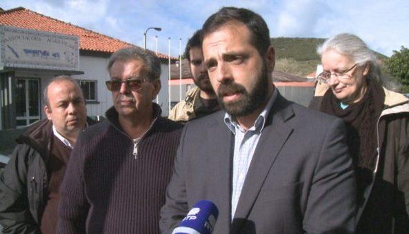 """""""Há problemas graves em São Jorge"""" aos quais o Governo tem de estar atento, afirma deputado do PCP Açores (c/áudio)"""