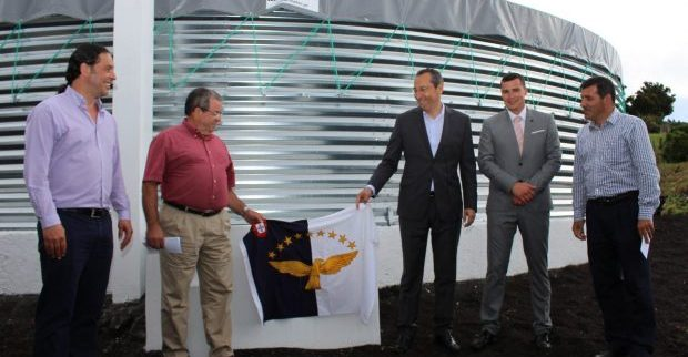 Investir no abastecimento de água em São Jorge é importante para garantir sustentabilidade ao setor agrícola, afirma João Ponte