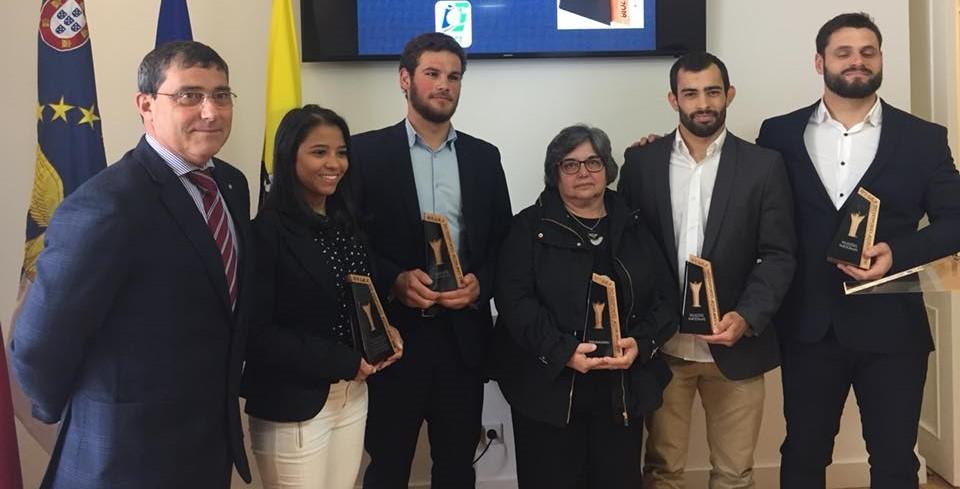 Gala do Desporto Açoriano em São Jorge homenageia Luís Gambão, na categoria Personalidades, e quatro judocas jorgenses (c/áudio)