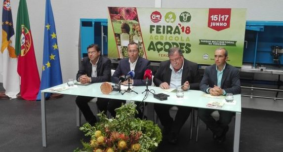 Feira Açores será uma grande montra do progresso registado na agricultura, afirma João Ponte