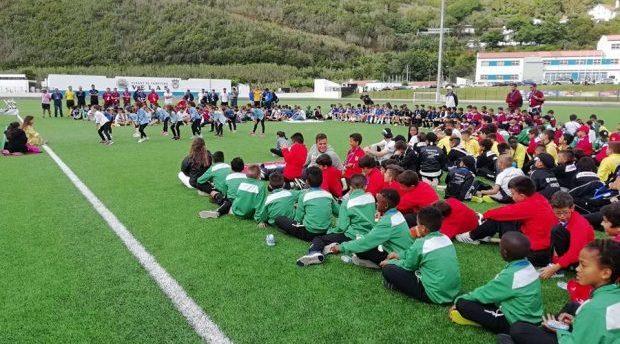 7ª Edição do AtlânticFut Cup foi um sucesso, segundo a organização – Pais e treinadores destacam partilha de experiências e vivências entre atletas (c/áudio)