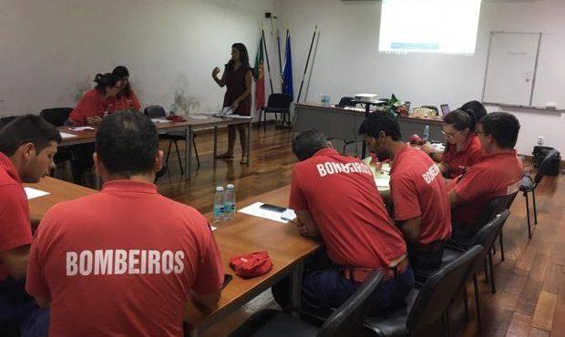 Aumento do turismo em S.Jorge leva Bombeiros da Calheta a promover formação de inglês técnico para Tripulantes e Ambulância (c/áudio)