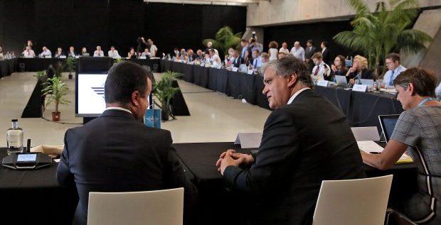 Vasco Cordeiro destaca importância do transporte aéreo para a mobilidade dos Açorianos