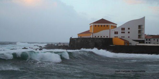 Capitania do Porto da Horta alerta para agravamento do estado do tempo e do mar